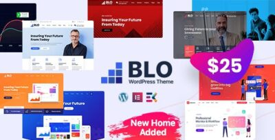 BLO Corporate Business WordPress Theme