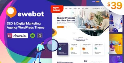 Ewebot SEO Marketing & Digital Agency