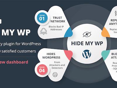 Hide My WP Amazing Security Plugin For WordPress