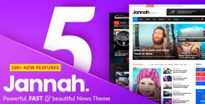 Jannah News – Newspaper Magazine Theme