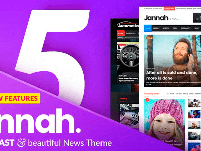 Jannah News – Newspaper Magazine Theme