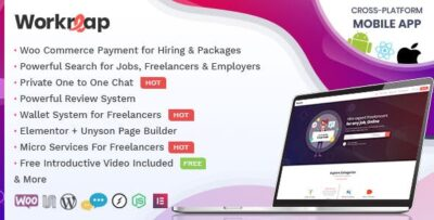 Workreap Freelance Marketplace & Directory