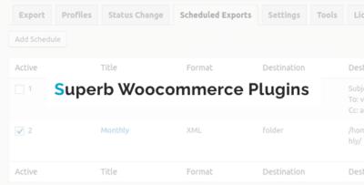 Woocommerce Order Export Pro