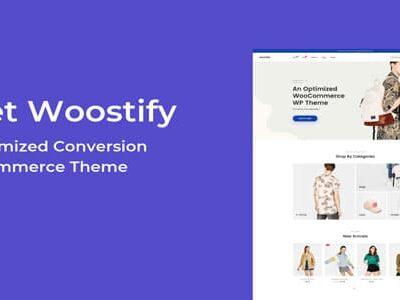 Woostify Pro Add On For Woostify Theme