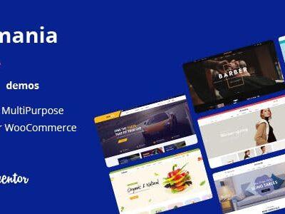 Armania Elementor WooCommerce Theme