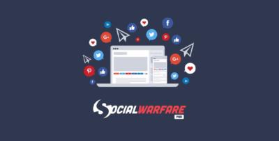 Social Warfare Pro Wordpress Plugin