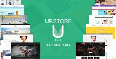 UpStore Responsive Multi Purpose WordPress Theme