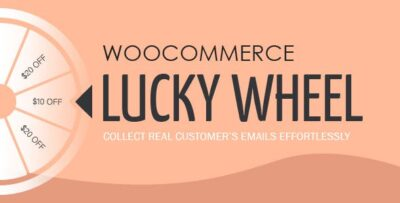WooCommerce Lucky Wheel
