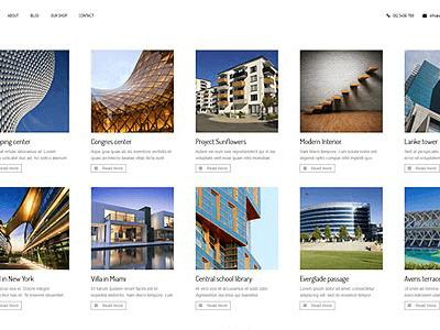 Ait Architect Wordpress Theme