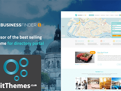 Ait Businessfinder Wordpress Theme