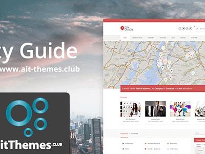 Ait City Guidewordpress Theme