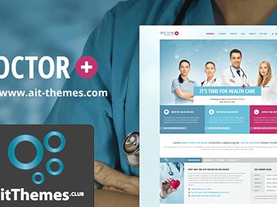 Ait Doctor Wordpress Theme