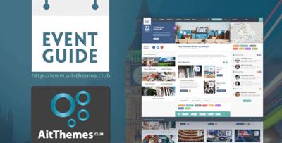 Ait Event Guide Wordpress Theme