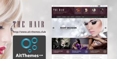 Ait Hair Wordpress Theme