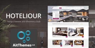 Ait Hoteliour Wordpress Theme