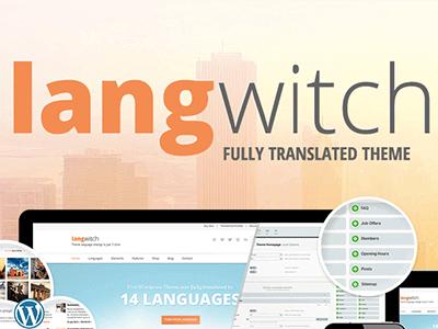 Ait Langwitch Wordpress Theme