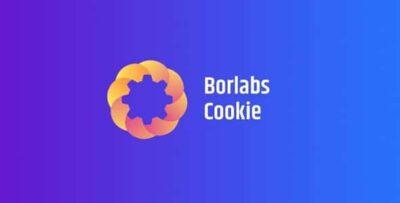 Borlabs Cookie Wordpress Plugin
