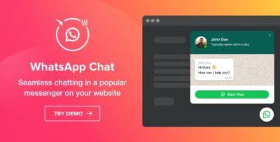 Elfsight WhatsApp Chat Plugin