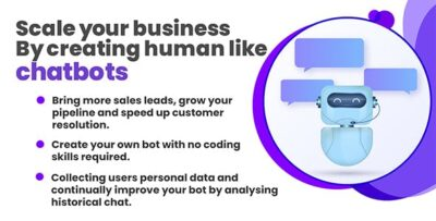 Maxbot Chatbot Builder WordPress Plugin