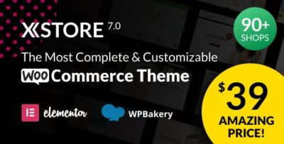 XStore WooCommerce WordPress Theme