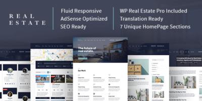 MyThemeShop Real Estate Wordpress Theme