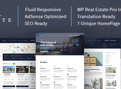 MyThemeShop Real Estate Wordpress Theme