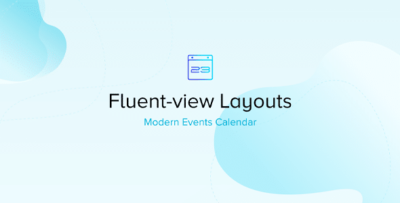 Fluent View Layouts Add On For MEC