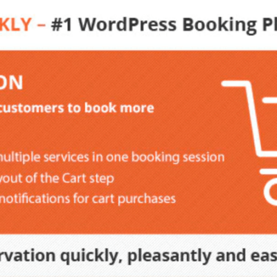 Bookly Cart