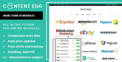 Content Egg Pro – All In One Plugin For Affiliate Price Comparison Deal Sites