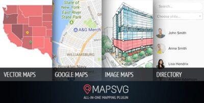 MapSVG Interactive Maps Plugin