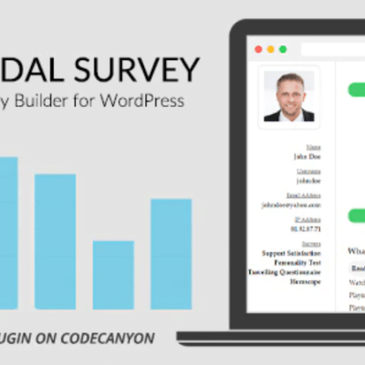 Modal Survey WordPress Poll, Survey & Quiz Plugin