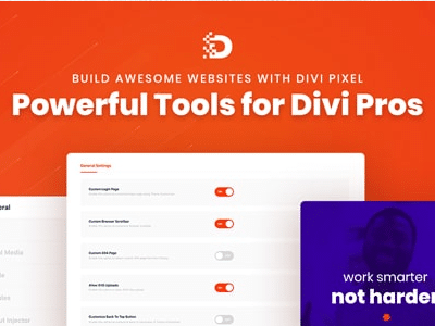 Divi Pixel Powerful Tools For Divi Pros