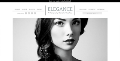 Studiopress Elegance Pro Wordpress Theme
